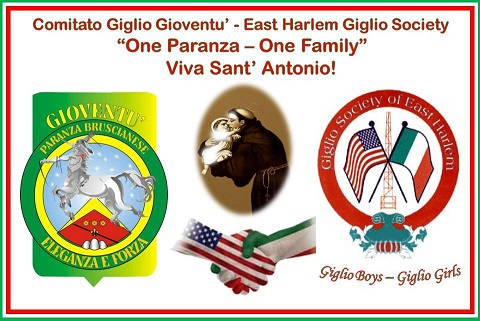 Giglio Society of East Harlem Friends and Sponsors