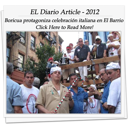 EL Diario Article 2012