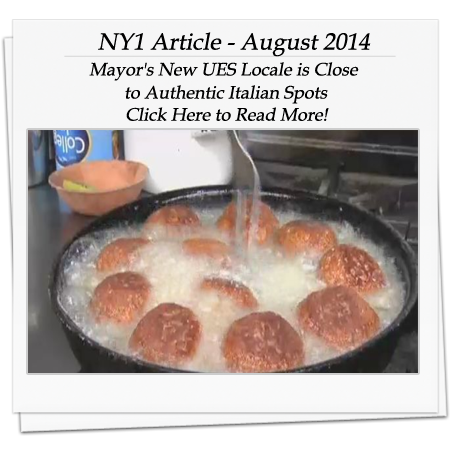 East Harlem Giglio Society | Press Coverage | Manhattan | New York City (NYC)