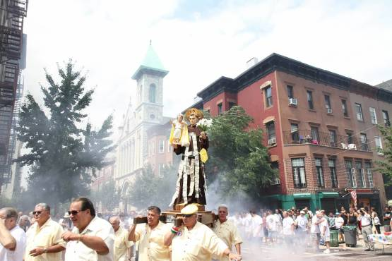 Giglio Society of East Harlem Saint Antonio Feast – Timeout NY Article