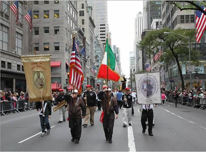 Columbus Day Parade <BR />&nbsp;October 13th 2014