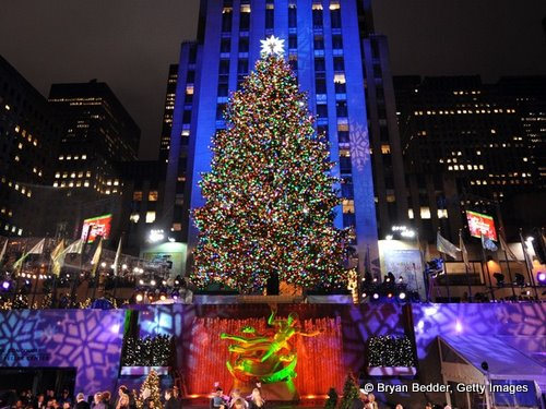 Rockefeller Christmas Tree Lighting | Manhattan | New York City (NYC)
