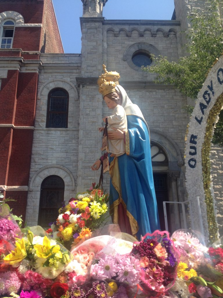 Happy Feast Day of Our Lady of Mt Carmel