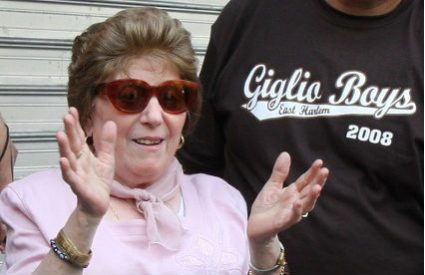 Rosa Marrone of East Harlem's Marrone Bakery on  East 116 street has passed away