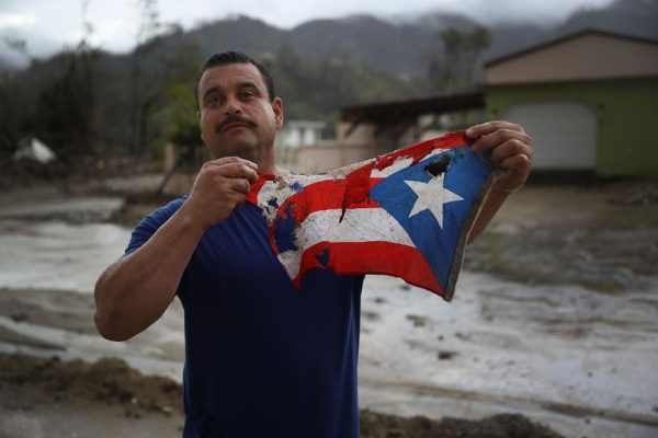 Donation to Puerto Rico