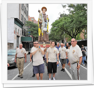 2018 St. Anthony Procession