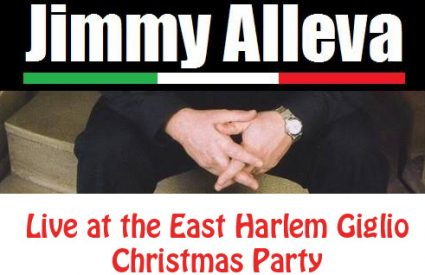 Special Performance by Jimmy Alleva
