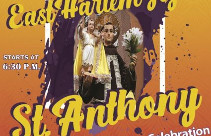 St Anthony Celebration Saturday June 16