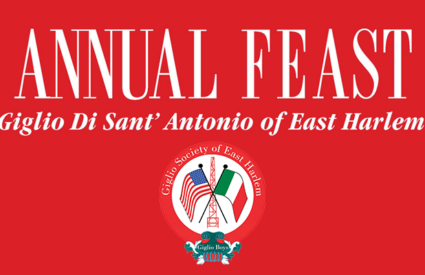 Giglio Society of East Harlem Annual Festival Update – 2020